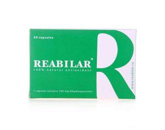 Antioksidant Reabilar – zmes polifenolov sibirskega macesna