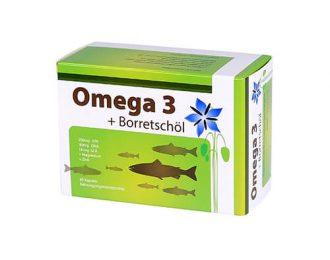 Omega 3 + boraga