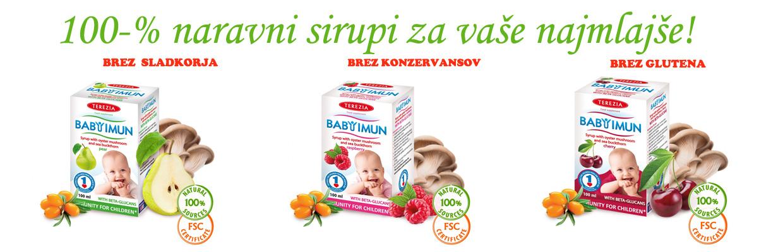 Sirup Baby Imun